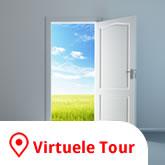 Virtuele tour van Google, laat klanten rondkijken in uw bedrijf.
