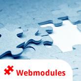 Webmodules van VPRI, meer functionaliteit voor uw website