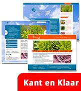 Kant en Klare websites, binnen 1 dag online.